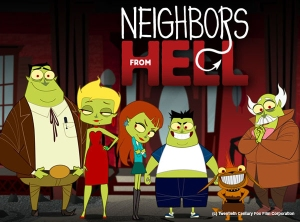 O que a Xônga vê:  Neighbors from Hell