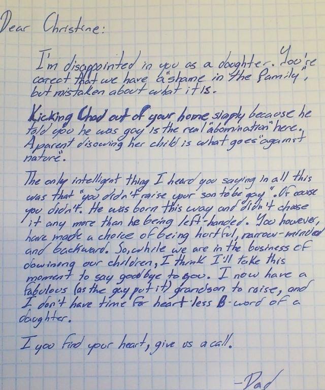 Avô-escreve-carta-para-sua-filha-que-expulsou-o-próprio-filho-por-ser-gay